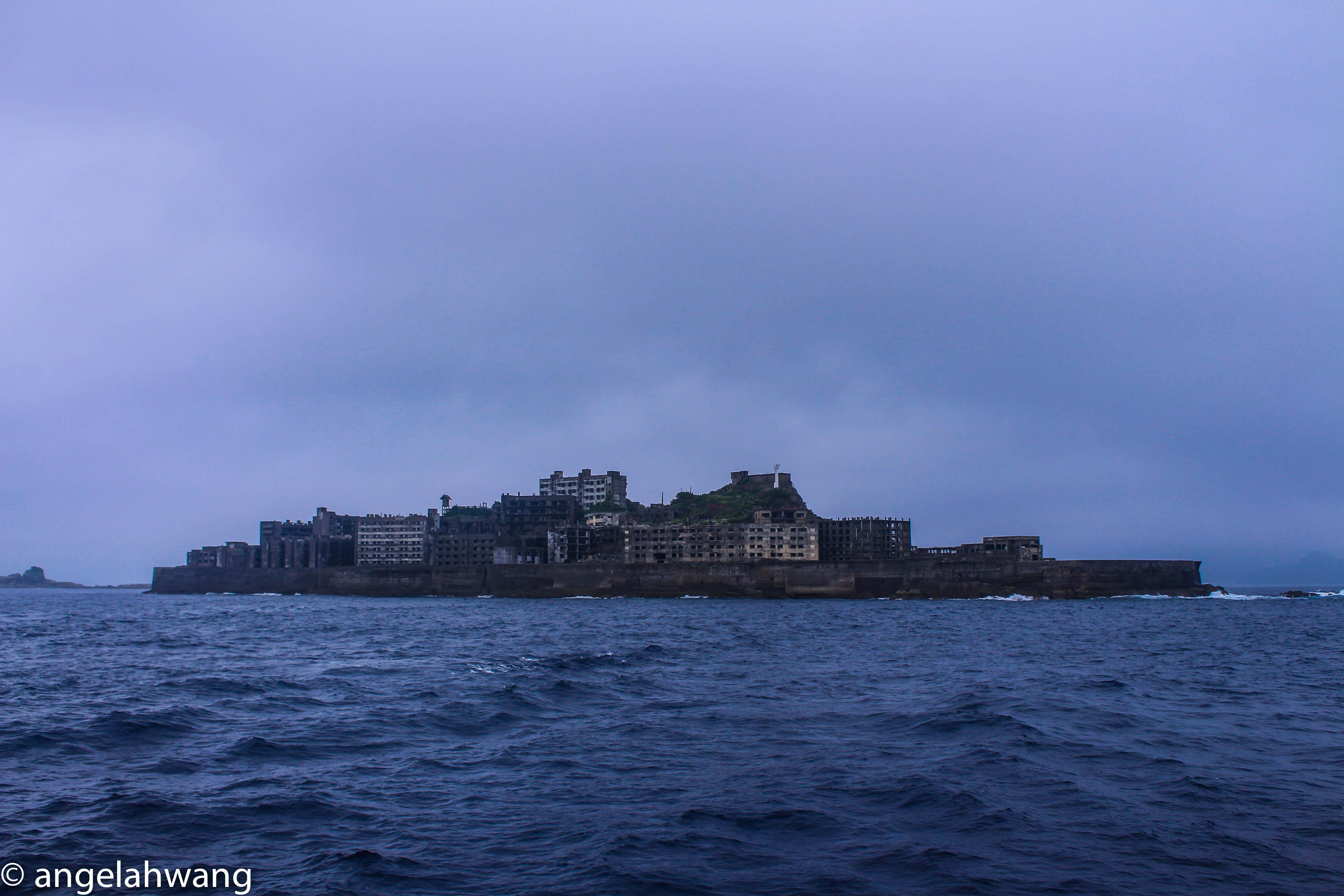 Gunkan Island Tour